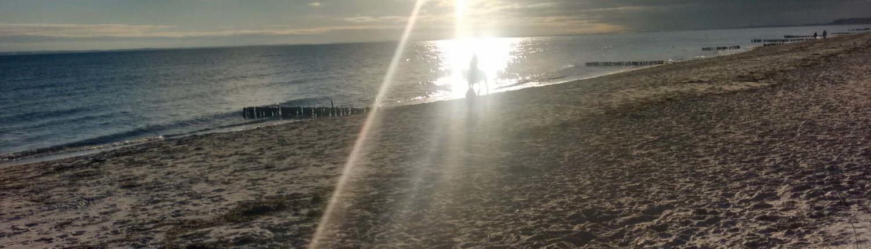 Freizeitreiten Hopp - Strandausritt